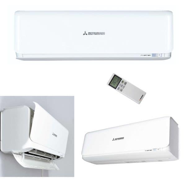 Mitsubishi Heavy Industries Air Conditioning SRK20ZSX Wall Mounted Inverter Heat Pump 2Kw/9000BtuA+++ 240V~50Hz